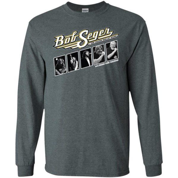 Bob Seger Travelin Man The Final Tour Shirt