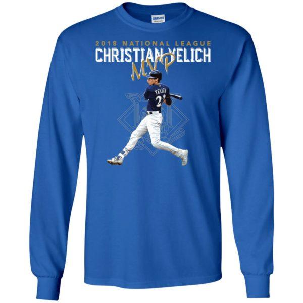 Christian Yelich MVP Shirt