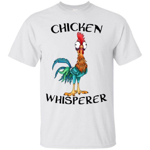 Chicken Whisperer Hei Hei the Rooster Shirt