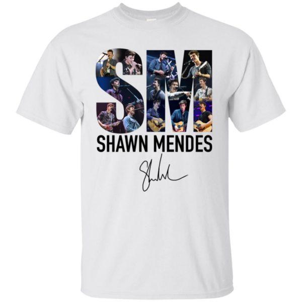 SM Shawn Mendes Shirt
