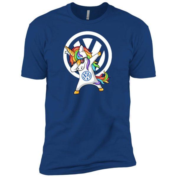 Speed Addict VW Unicorn Dabbing Shirt