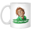 Could I Be Drinking Anymore Coffee White Mug