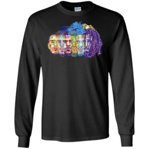 Evolution of J Cole Shirt