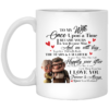 Don't be a Cuntasaurous White Mug