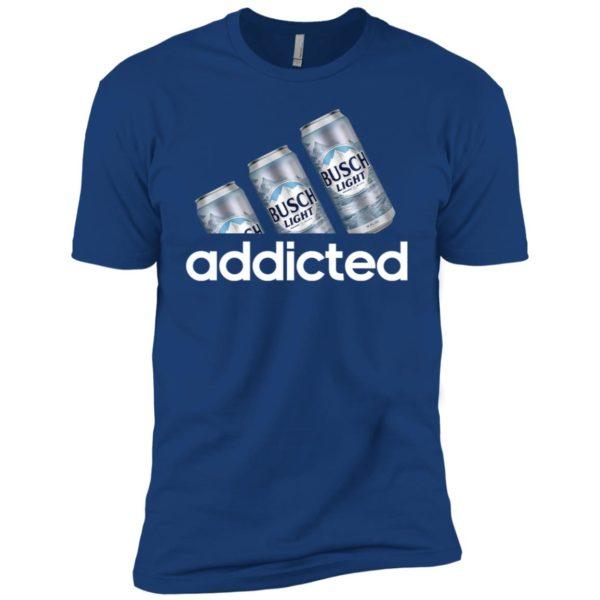 Busch Light Addicted Shirt