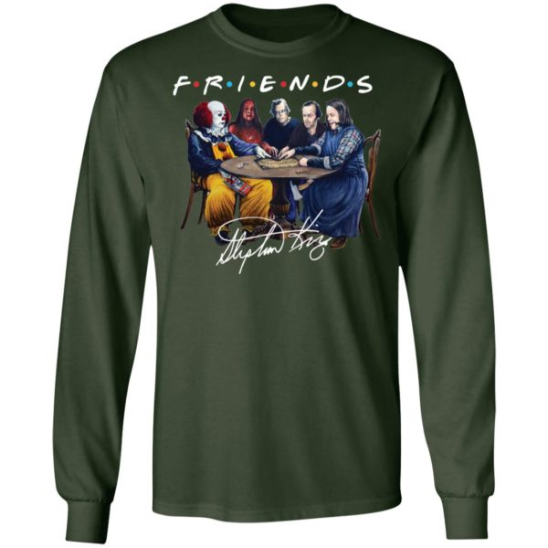 Stephen Lovers King Horror Friends Shirt