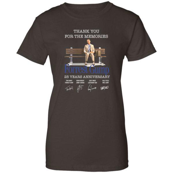 Forrest Gump 25 Years Anniversary Signature Shirt