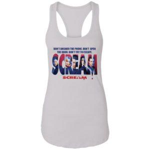 Scream Inspired Shirt