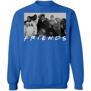 Wu Tang Clan What You Fo' FRIENDS Shirt