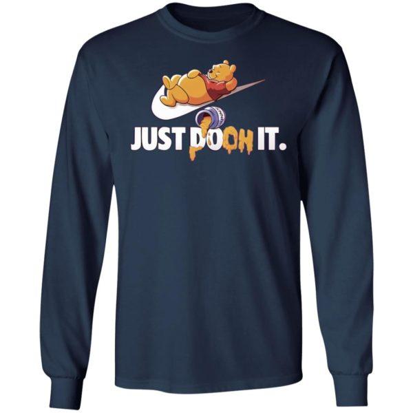 Just Pooh It Shirt Pooh Lover Shirt