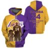 Kobe Bryant Legend 3D Hoodies | 3D T Shirt