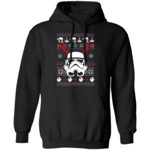 Stormtrooper Ugly Christmas Shirt