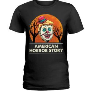 American Horror Story Trump Clown Halloween Shirt