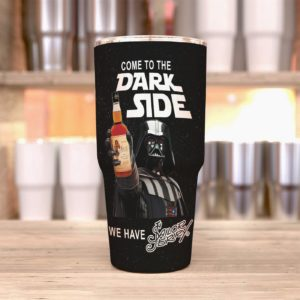 Darth Vader Come To The Dark Side We Have Sailor Jerry Tumbler Cup