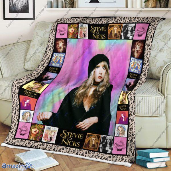 Stevie Nicks Blanket for Fans